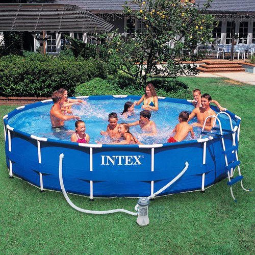 Intex piscinas filtro e capa guia da casa for Piscinas intex baratas